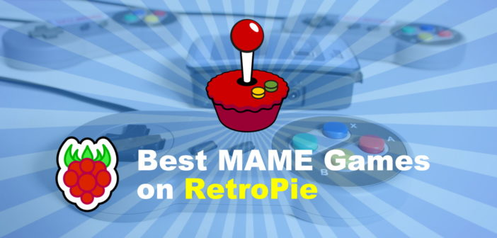 Best Mame Games on Raspberry Pi
