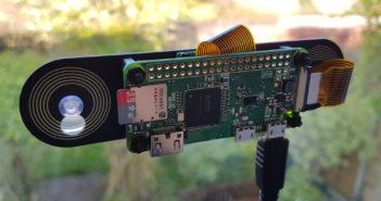 Raspberry Pi Zero W CCTV Camera with motionEyeOS