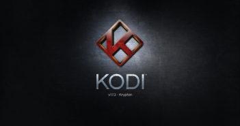 Kodi v17 Splashscreen