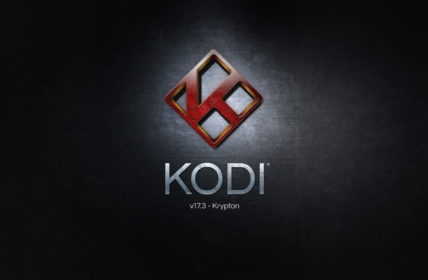 Kodi v17 Splashscreen