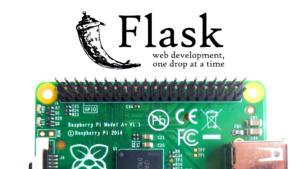 Flask Web Development Framework
