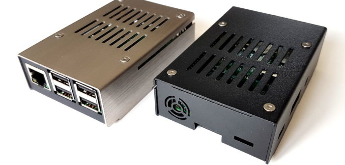 KKSB Metal Cases for the Raspberry Pi 2 and 3
