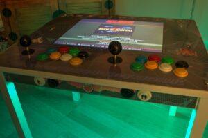 IKEA Retrogaming Table using Raspberry Pi