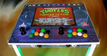 IKEA Arcade Table - Turtles in Time