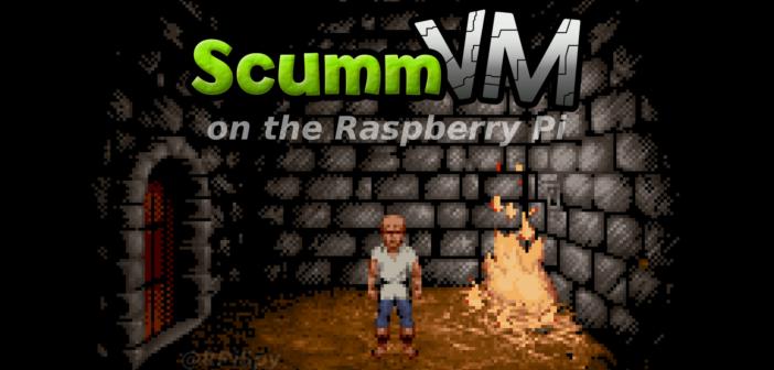 ScummVM on Raspberry Pi
