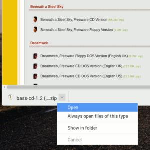 ScummVM Setup on Raspberry Pi
