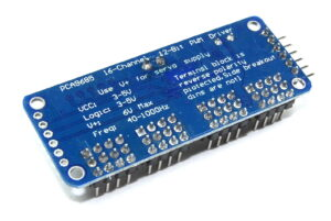 16 channel Servo PWM Board