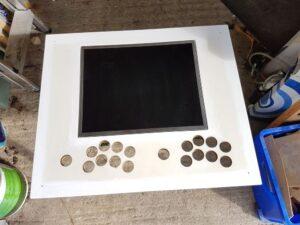 IKEA arcade table build