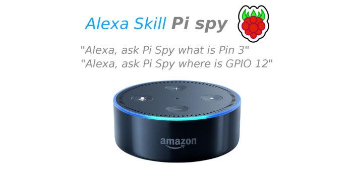 Pi Spy Alexa Skill