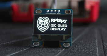 I2C OLED 128x64 Screen