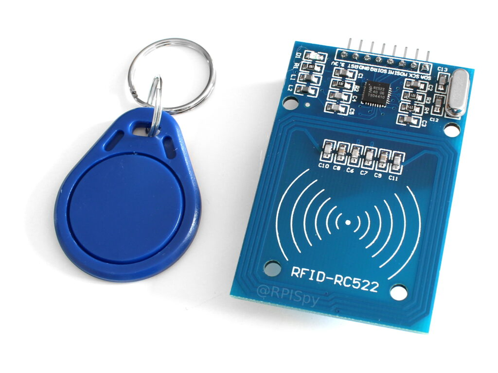 RC522 MIFARE Tag and RFID Module