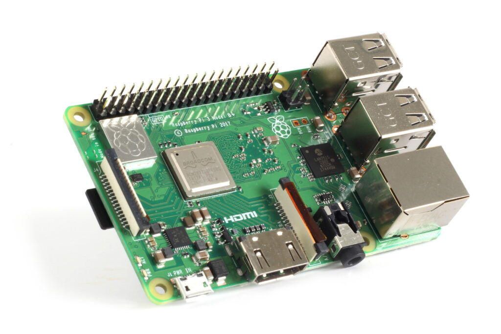 Introducing the Raspberry Pi 3 B+ Single Board Computer