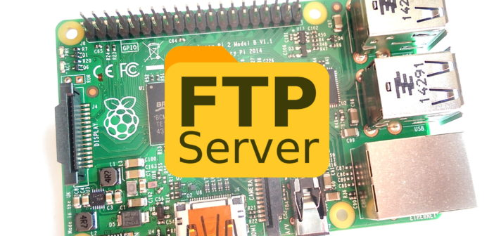 Raspberry Pi FTP Server