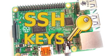 Raspberry Pi SSH Keys