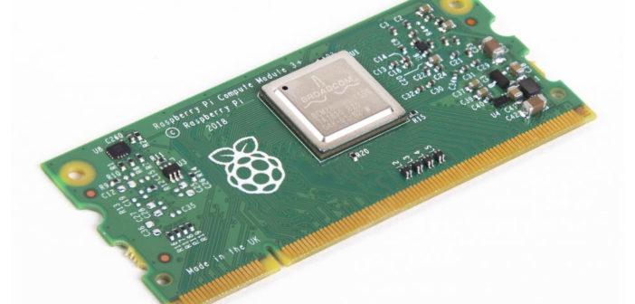 Raspberry Pi Compute Module CM3+
