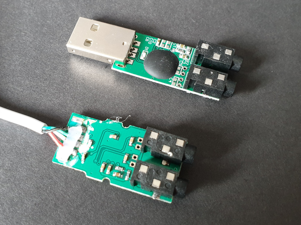 Using a USB Audio Device with the Raspberry Pi - Raspberry