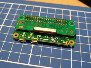 AliExpress Gameboy Button Board - Pi Zero