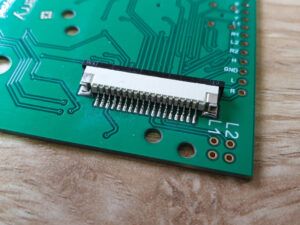 AliExpress Gameboy Button Board - SMD Connector