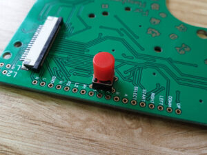 AliExpress Gameboy Button Board - Hotkey