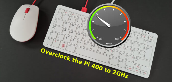 Pi 400 Overclock