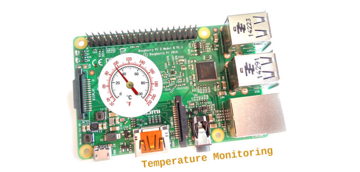 Raspberry Pi Temperature Monitoring